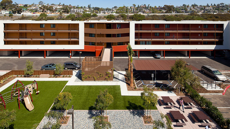 Mission Apartments