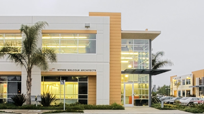 Withee Malcolm Architects Office Building Torrance CA